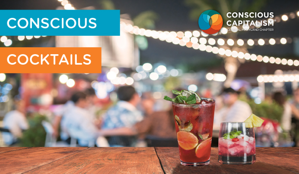 Join C3MD & insight180 on June 13th in OEC for Conscious Cocktails